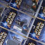 Figurine StarWars : Star Wars Saga 2004 (Rayure or) de Luxe Figurine Paquets - Tout Moc-See Photos