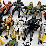 Figurine StarWars : Star Wars Rare Mandalorien et Clone Troopers Sélection - Nombreux Choix De