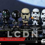 Figurine StarWars : Hot Toys COSB335 Star Wars Rogue One Cosbaby Series 1 Collectible Set of 6