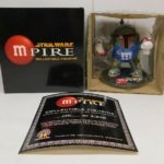StarWars collection : STAR WARS 2005 M&M MPIRE BOBA FETT COLLECTIBLE FIGURINE