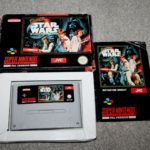 Super Nintendo - Super Star Wars - Snes - - Occasion StarWars