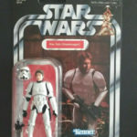 StarWars collection : STAR WARS THE VINTAGE COLLECTION - HAN SOLO STORMTROOPER - 2018 - HASBRO - 5255