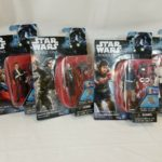 """StarWars collection : Star Wars Rogue One~Captain Cassian Andor, Director Krennic & more 4"""" Figurine"""