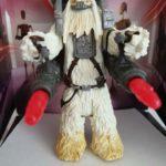 Figurine StarWars : STAR WARS FIGURINE MOROFF AVEC DOUBLE-LANCEUR DE PROJECTILES EN LOOSE NEUF