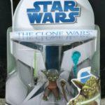 StarWars collection : Figurine Hasbro STAR WARS The clone wars YODA