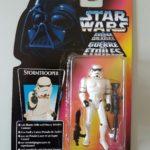 StarWars collection : STAR WARS FIGURINE STORMTROOPER DE 1995 LA GUERRE DES ÉTOILES SOUS BLISTER NEUF