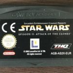 Star Wars Episode 2 Attack of the Clones - jeu StarWars