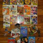 Nintendo Wii / Wii U Spiele z.B. (Mario - Avis StarWars