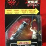 StarWars collection : deluxe obi wan kenobi episode 1 I STAR WARS hasbro kenner figurine blister