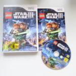 LEGO Star Wars III: The Clone Wars Nintendo - pas cher StarWars