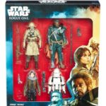 Star Wars Rogue One - Universe - 4-Pack Jedha - Avis StarWars