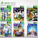XBox 360 Kinect Games (Multi listings) - Avis StarWars