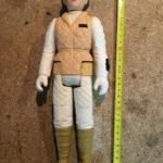 Figurine StarWars : Leia Organa (Hoth) - Figurine Star Wars Jumbo Kenner vintage - Gentle Giant
