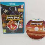 Angry Birds Star Wars Nintendo Wii U Game PAL - jeu StarWars