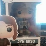 StarWars collection : FUNKO POP STAR WARS ROGUE ONE #138 JYN ERSO