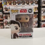 FUNKO POP POE DAMERON 192 STAR WARS  - Occasion StarWars