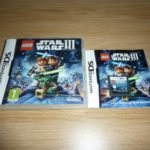 LEGO STAR WARS III THE CLONE WARS NINTENDO DS - pas cher StarWars