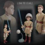 "Figurine StarWars : Star Wars Tvc Vc Anakin Skywalker Padawan 3.75 "" Figurine"
