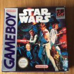 STAR WARS -  Vintage Game Boy game - Fully - Occasion StarWars