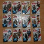 StarWars collection : 12 figurines star wars force link neuves emballées