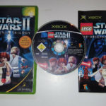 * Original Xbox Game * LEGO STAR WARS II 2 - Bonne affaire StarWars