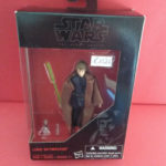 Figurine StarWars : STAR WARS BLACK SERIES LUKE JEDI - WALMART EXCLUSIVE 10 CM - REF 1526