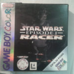 STAR WARS RACER EPISODE I - GAME BOY COLOR -  - pas cher StarWars