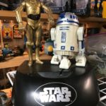 Figurine StarWars : Star Wars Figurines collection set, Talking Coin Bank  PreOwned OBO