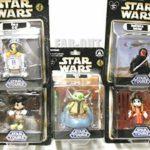 StarWars figurine : Star Wars Tours Disney Figurine Série No 6 Complet 5 Pieces Ensemble de Japon
