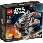 LEGO Star Wars 75193 Microfighter Faucon - Bonne affaire StarWars