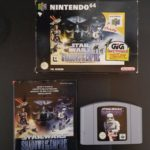 Star Wars Shadow Of The Empire N64 Nintendo - Occasion StarWars
