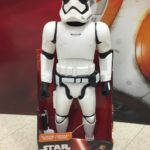 "StarWars figurine : Stormtrooper 18"" 20 inch Star Wars The Force Awakens New Figurine *RARE"