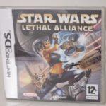 STARWARS LETHAL ALLIANCE DS 2DS 3DS VERSIONE - Bonne affaire StarWars