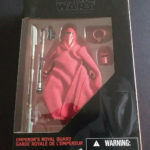Figurine StarWars : STAR WARS - BLACK SERIES - ROYAL GUARD  - WALMART EXCLUSIVE - 10 CM - R 5136