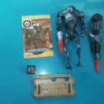 Figurine StarWars : 19.3.10.3 figurine STAR WARS Hasbro galactic battle game super battle droid
