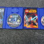 LEGO STAR WARS THE VIDEO GAME AND 2  PS2 PAL  - Occasion StarWars