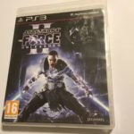 PS3 PLAYSTATION 3 GAME STAR WARS THE FORCE - Occasion StarWars