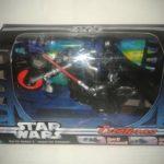 StarWars figurine : figurines star wars moto customs darth vader neuf BD jeux video games