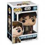 Funko POP! Star Wars n 151 Captain Cassian - pas cher StarWars