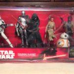 StarWars figurine : The Force Awakens Figurine Playset Star Wars Disney Store Force Friday I 2015