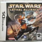 STAR WARS LETHAL ALLIANCE NINTENDO DS FR - pas cher StarWars