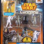 StarWars collection : STAR WARS Command - Imperial Assault Set de 9 Figurines - HASBRO 2014 - NEUF