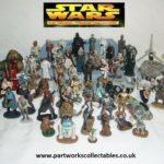 StarWars figurine : DeAgostini Star Wars Figurine Collection Displayed