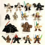 StarWars collection : CHOOSE: 2001/2003 Star Wars Galactic Heroes Figurines * Combine Shipping!