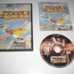 STAR WARS - Battle For Naboo Pc Cd Rom FAST - pas cher StarWars