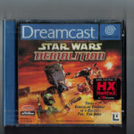 Sega Dreamcast Star wars Demolition  Brand - Bonne affaire StarWars