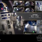 StarWars figurine : (FR) HOT TOYS 1/6 STAR WARS THE FORCE AWAKENS MMS408 R2-D2 ACTION FIGURE