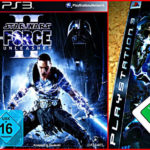 PS3 STARWARS-The Force Unleashed 1 oder 2 - Bonne affaire StarWars