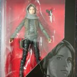 StarWars collection : Figurine Star Wars Black Serie Jyn Erso (Jedha)