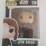 StarWars collection : Funko POP! Vinyl Star Wars Rogue One Jyn Erso Model Figurine No 138